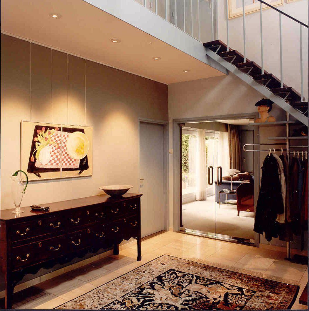 Moderne villa met eclectisch interieur jacques de kort for Eclectisch interieur